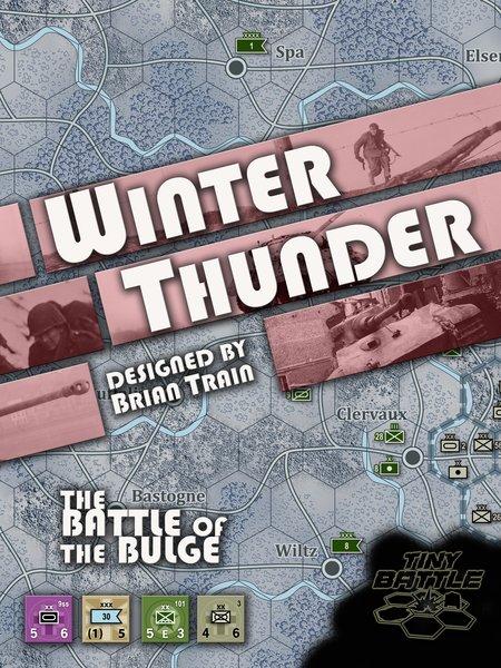 Winter Thunder cover