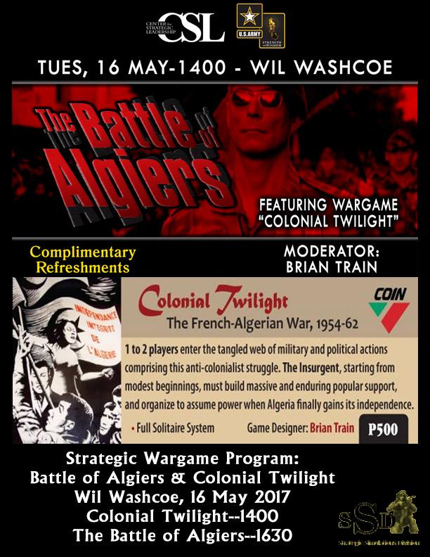 Battle of Algiers_Flyer
