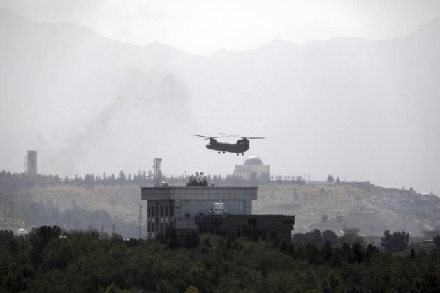 Kabul 15 aug 21